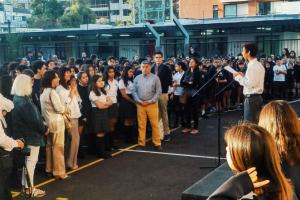 Se presenta oficialmente el Centro de Estudiantes 2019