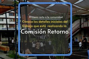 Conoce detalles iniciales del trabajo de la Comisión Retorno